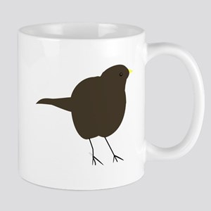 Black Bird Mugs