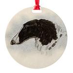 Perchino Head Ornament