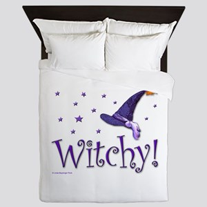 Witchy Queen Duvet
