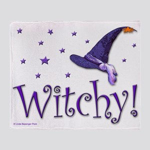 Witchy Throw Blanket