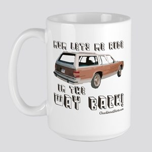 Ride in the WAY BACK Large Mug