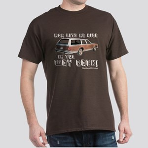 Ride in the WAY BACK Dark T-Shirt
