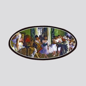 Degas - The Ballet Class Patches