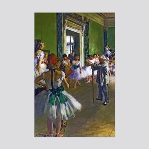 Degas - The Ballet Class Mini Poster Print