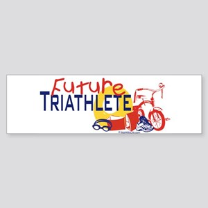 futuretri copy Bumper Sticker