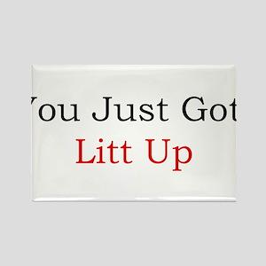 Litt Up Magnets