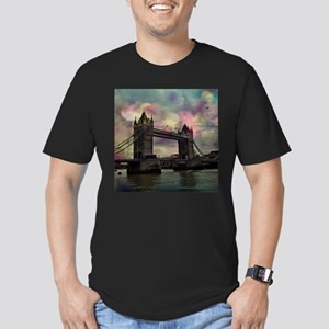 london tower bridge, dramatic light T-Shirt