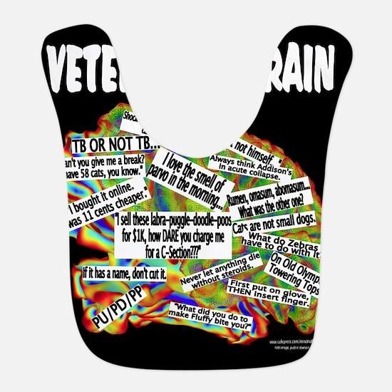 vet brain Bib