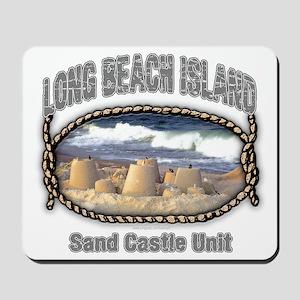 Sand Castle... Mousepad
