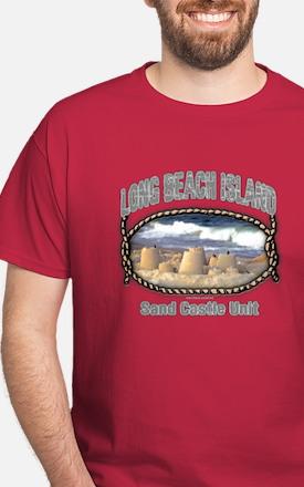 Sand Castle... T-Shirt