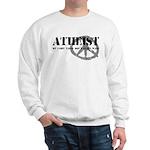 Atheism Doesn't Start Wars Sweatshirt