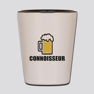 Beer Connoisseur Shot Glass