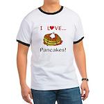I Love Pancakes Ringer T