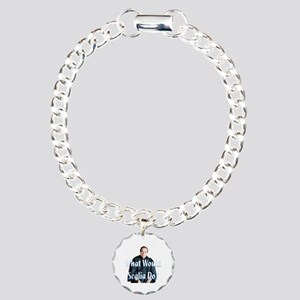 What Would Scalia Do Charm Bracelet, One Charm