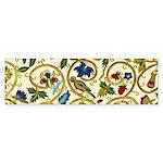 Elizabethan Swirl Embroider Sticker (Bumper 50 pk)