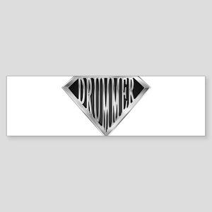 spr_drummer_chrm Bumper Sticker