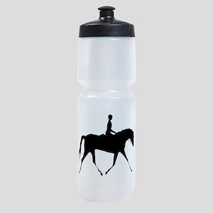 thin flat rider Sports Bottle