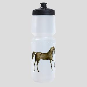 Vintage Horse Sports Bottle