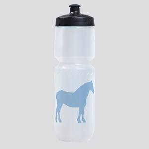 2-draft cllip blue.png Sports Bottle