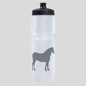 2-draft black.png Sports Bottle