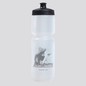 Revolver Girl Sports Bottle