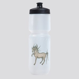 Wild and Free Horse Sports Bottle