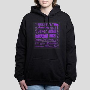Jazz Hooded Sweatshirt