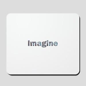 Imagine Marble Mousepad