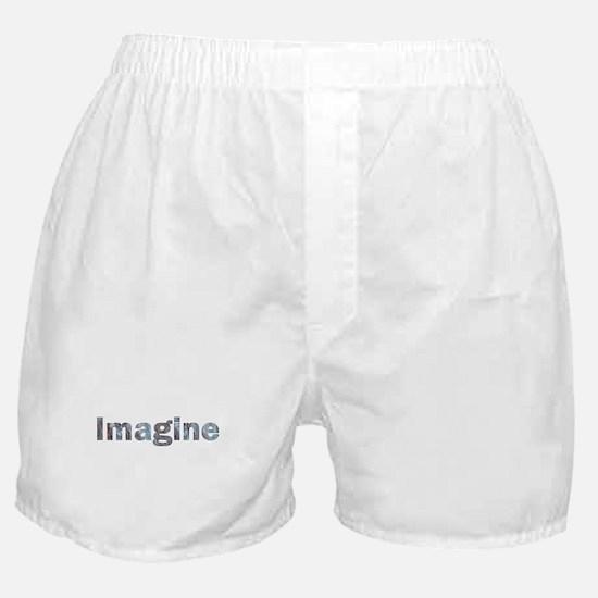 Imagine Marble Boxer Shorts