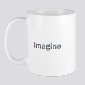 Imagine Marble Mug