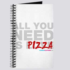 All You Need Is Pizza Journal