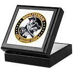 Minuteman Civil Defense Corps Keepsake Box