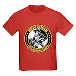 Minuteman Civil Defense Corps Kids Dark T-Shirt