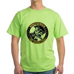Minuteman Civil Defense Corps Green T-Shirt