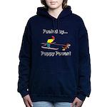 Fueled by Puppy Power Women's Hooded Sweatshirt