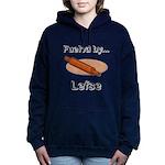 Fueled by Lefse Women's Hooded Sweatshirt