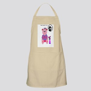 Happy Daughters day Apron