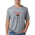 WAC02a - Mens Tri-blend T-Shirt
