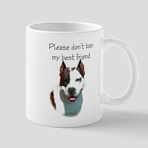 Am Staff BSL1 Mug