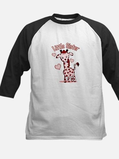 Ruby Giraffe Baseball Jersey