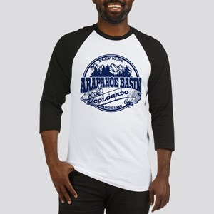 A-Basin Old Circle Blue Baseball Jersey