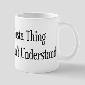Hosta Thing Mug