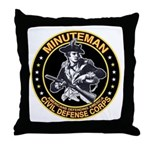 MCDC T-Shirts & Gear Throw Pillow