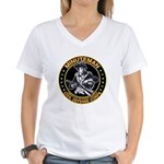 MCDC T-Shirts & Gear Women's V-Neck T-Shirt