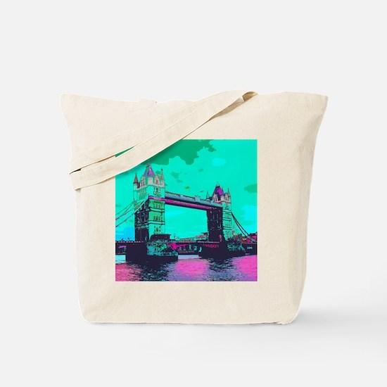 TowerBridge036 Tote Bag