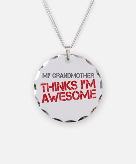 Grandmother Awesome Necklace