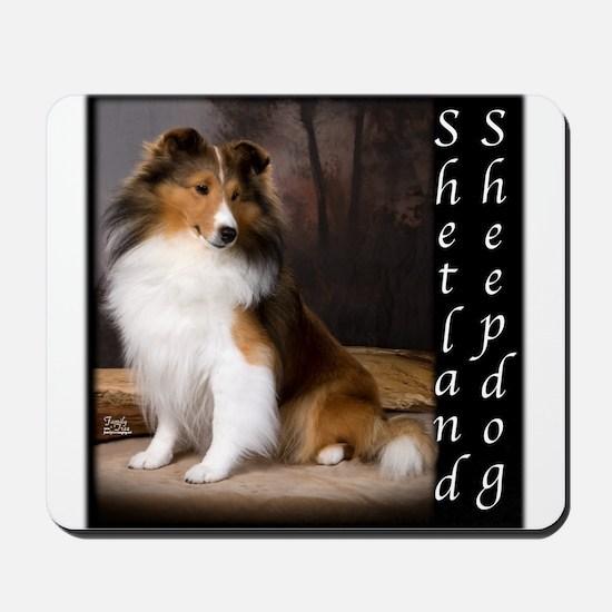 Sheltie - Shetland Sheepdog Mousepad