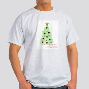 Heart Holiday card T-Shirt