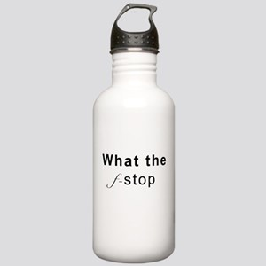What The F-Stop Water Bottle
