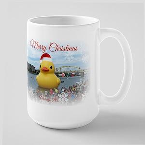 Christmas Duck Mugs
